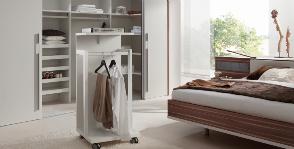 Как заставить мебель эффективнее хранить ваши вещи?
