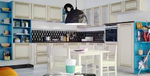 Как выжать максимум из угловой кухни