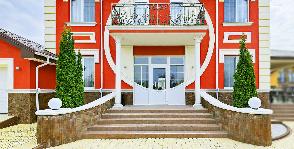 <strong>4</strong> варианта облицовки внешней лестницы