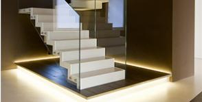 Знакомьтесь, маршевая лестница