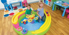 Надувная мебель в детской