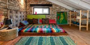 Тибетский стиль в дизайне интерьера