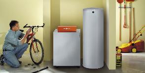 Монтаж газового водонагревателя