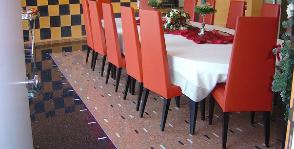 Мраморный мозаичный пол терраццо. История и Особенности