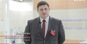Удачный дебют Cersanit. <br>Видео с выставки Batimat 2014