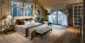 5 простых приемов, как сделать уютную спальню на мансарде