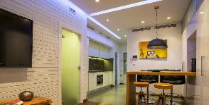 10 обликов одной квартиры: проект дизайнера Сергея Бахарева, Студия Однушечка