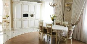Апартаменты в классическом стиле: дизайнер Яна Последова