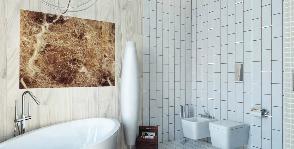 Футуризм, лофт и море света: проект ванной комнаты Екатерины Яровой
