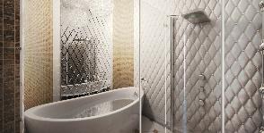Интерьер в деталях: ванная в классическом стиле
