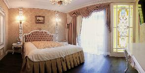 Квартира с лепниной: дизайнер Юлия Волкова