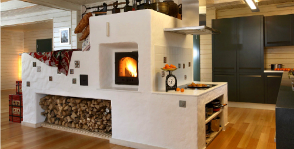 Как оформить дом в русском стиле?