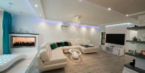 Квартира с нотками ар-деко: дизайнер Элла Наруллина