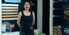 Три направления «Декора РУ».<br> Видео с выставки Domotex Russia 2014