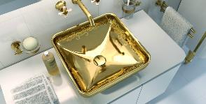Драгоценности для ванной от VitrA