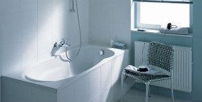 Типы установки и конструкции ванн