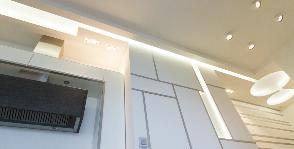 Интерьер, сформированный светом: дизайнер Андрей Гуляев