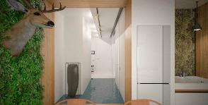 Однушка в панельной многоэтажке: олень, питон и Джек Лондон