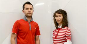 Элен и Майкл Мирошкины о плюсах и минусах студийного пространства