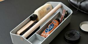 Alessi выпускает ящик для инструментов и канцтоваров