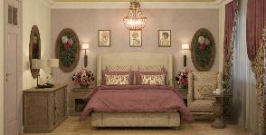 Ниша в спальне как райский уголок для романтиков: дизайнер Марина Саркисян