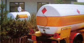 Системы отопления на основе сжиженного газа