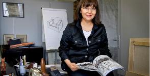 Надежда Лазарева о том, где и как учиться дизайну