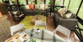 Как оформить уютную террасу: 6 простых приемов