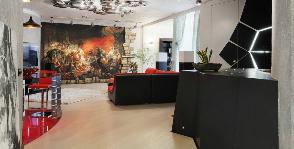 Квартира c фреской: дизайнер Елена Остапова