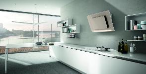Faber тихо чистит воздух на кухне