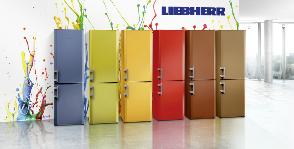 Liebherr раскрашивает холодильники
