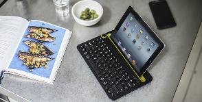 Logitech выпускает одну клавиатуру сразу для всех устройств