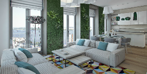 Эко-интерьер в городской квартире: гениальные идеи из леса и улья