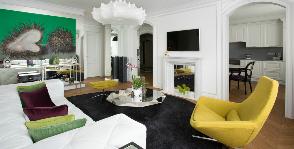 Фантазии Алисы: странная квартира для своих и чужих
