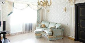Трехкомнатная квартира для молодой семьи: дизайнер Марина Саркисян