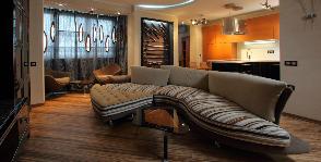 Квартира-студия в Москве для вечеринок и праздников: дизайнер Ксения Бобрикова