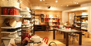 В Москве открылся первый магазин Crateand Barrel