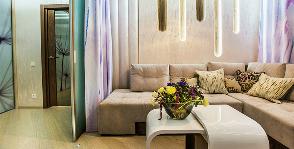 Перепланировка в двухкомнатной хрущевке: как снять проклятие проходной комнаты