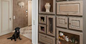 Как превратить стену в шкаф: 5 шагов