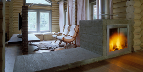 Долой коврики, да здравствуют бетон, кирпич и металл
