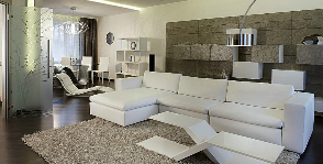 Большая квартира для молодой семьи: дизайнер Мария Закалата