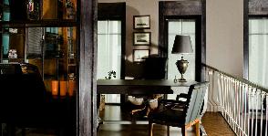 Дом с просторной верандой: дизайнер Элла Шумская