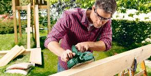 Bosch обрабатывает дерево легче и чище