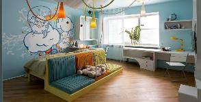 Моя прелесть: 7 оригинальных идей для детской комнаты