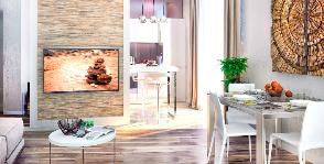 Кровать на потолке и другие идеи для маленькой квартиры