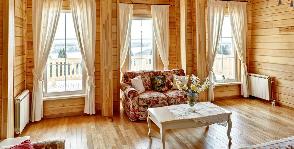 Дом в стиле русской уездной усадьбы: дизайнер Денис Карпиков