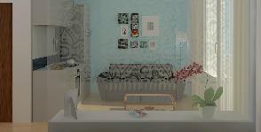 Мини-квартира для девушки и ее мамы