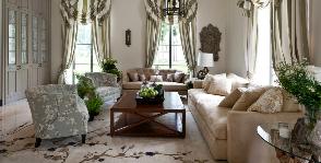 Роскошный особняк в американском стиле: дизайнер Евгений Дмитречков