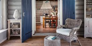 Сказка, да и только: деревянный дом для счастливой жизни