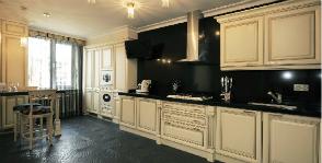 Кухня в семейном доме: дизайнер Ирина Дякив